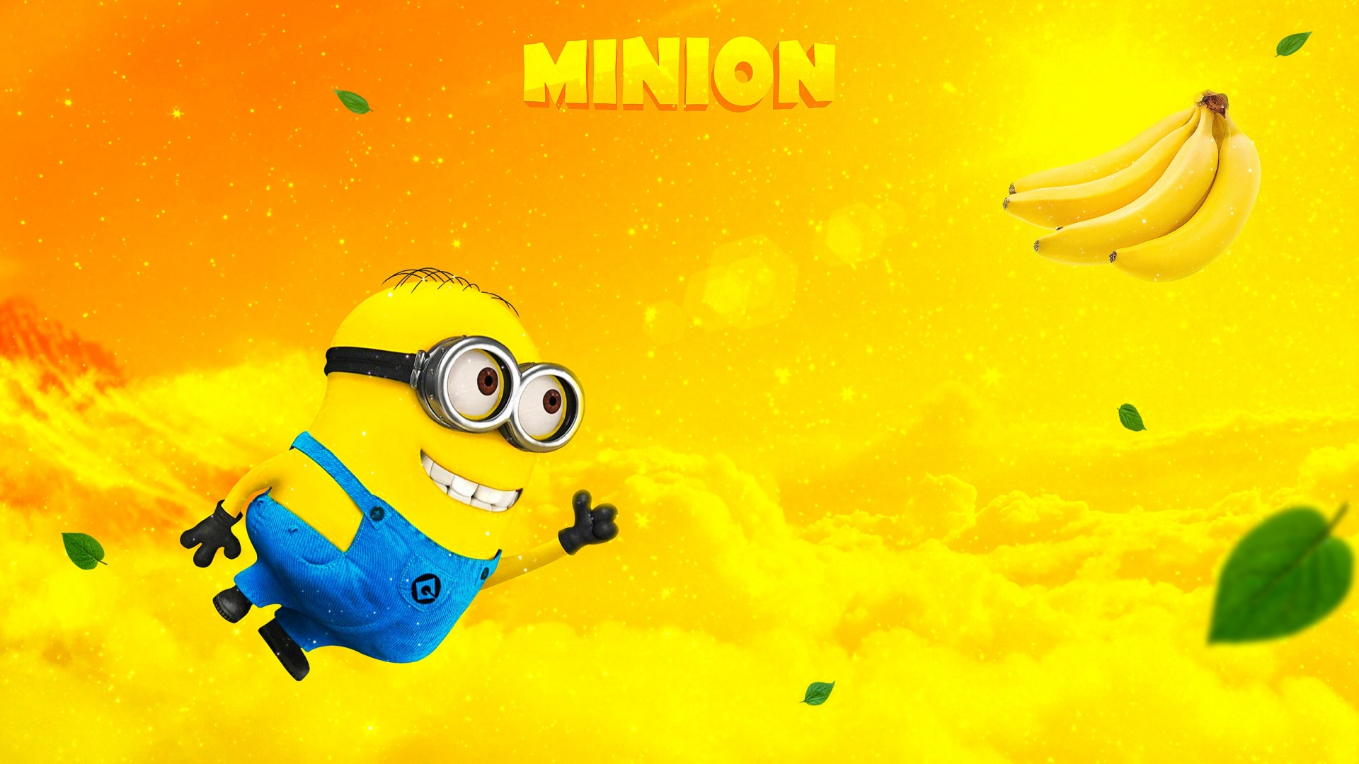 48+] Minion Wallpaper 1920 X 1080 on WallpaperSafari