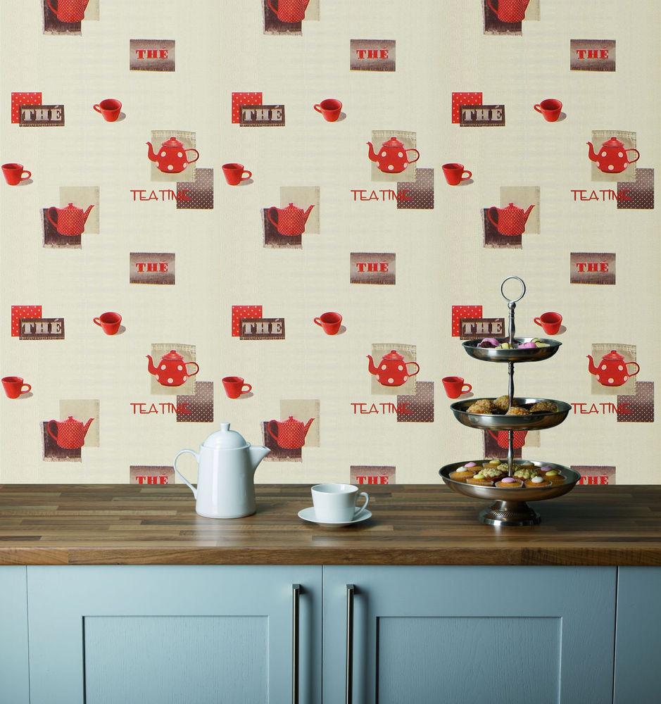 49 ] Washable Kitchen Wallpaper On WallpaperSafari