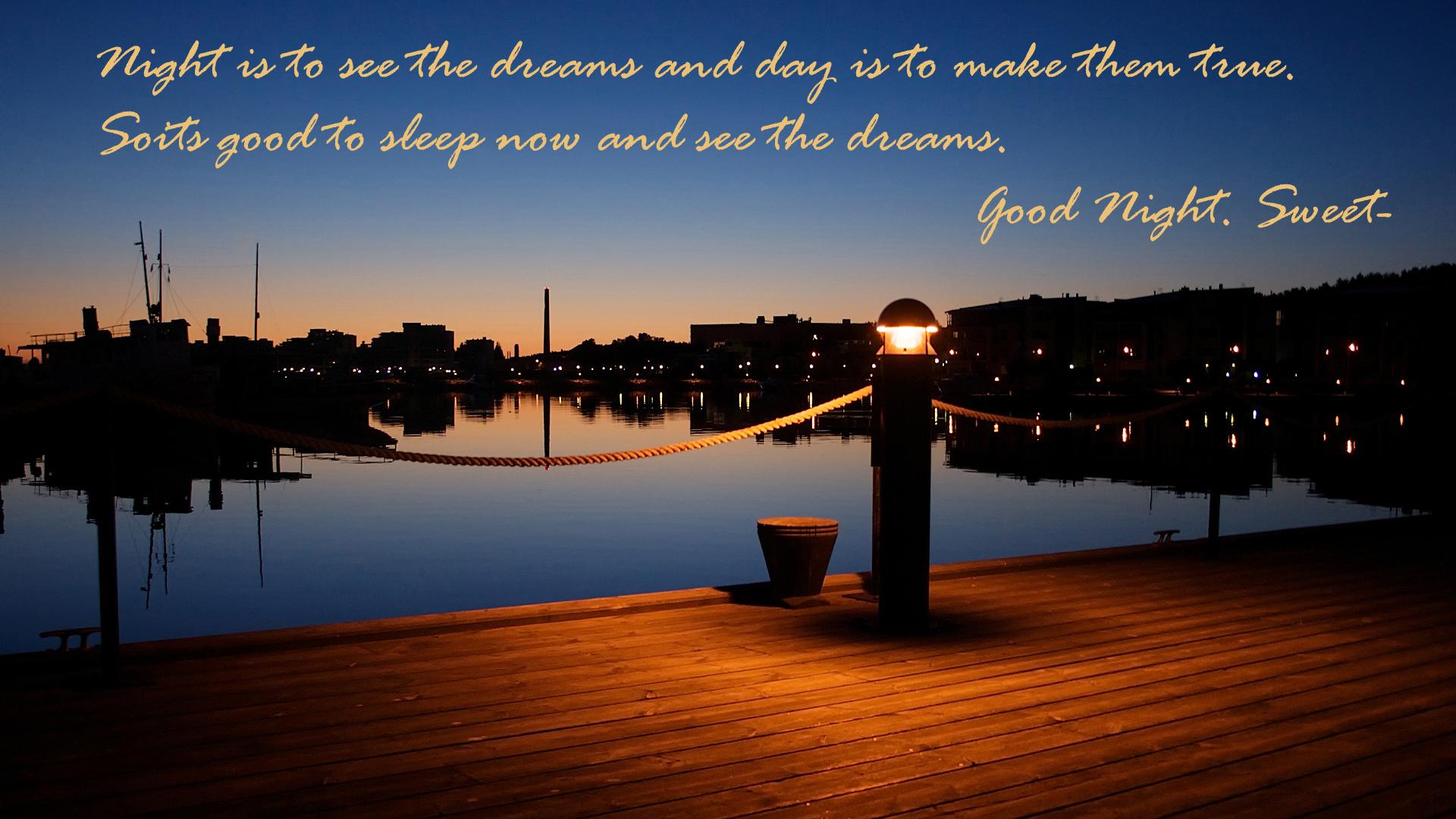 Beautiful Good Night Wallpapers Wallpapersafari