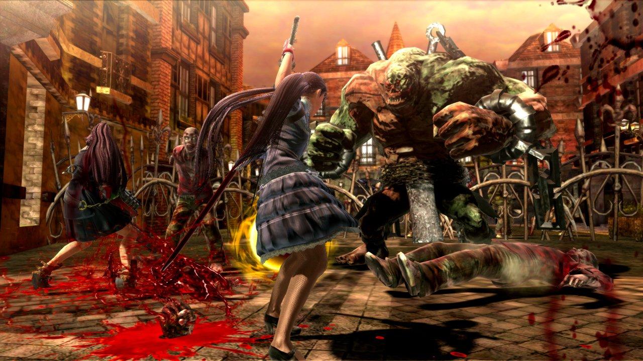 Onechanbara Z2 Chaos   Imgenes juego PS4   3DJuegos 1280x720