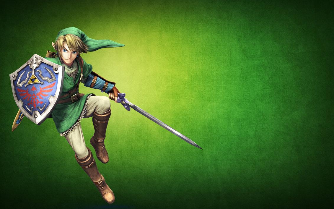 Link Green Wallpaper by Nolan989890 1131x707