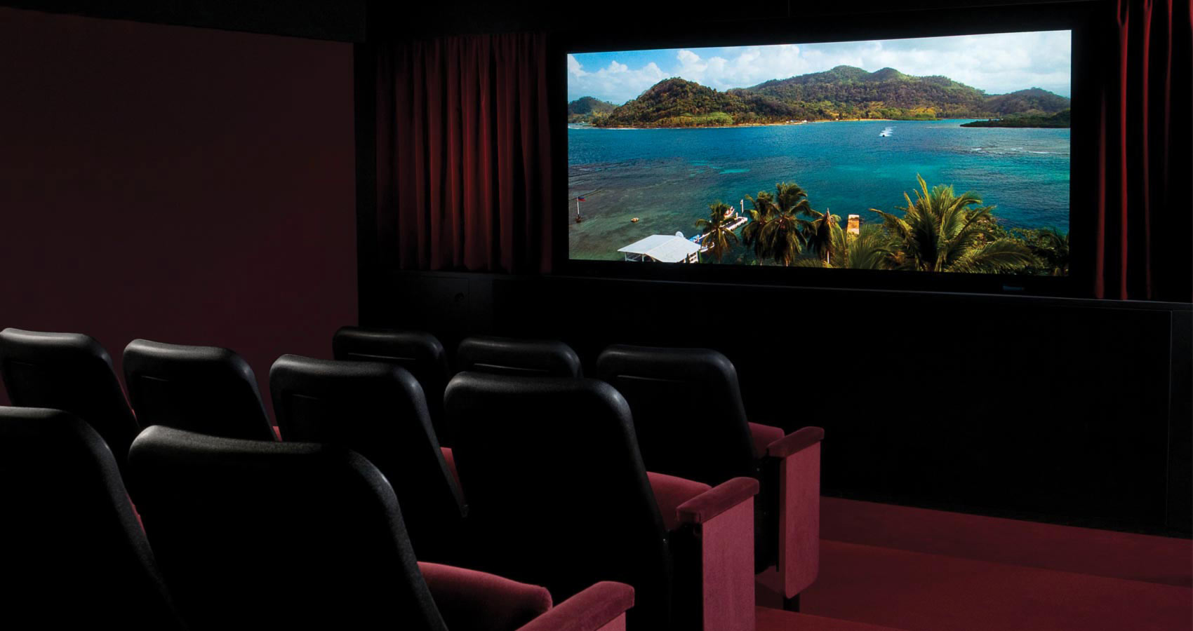 47 movie theatre wallpaper on wallpapersafari - Home theater wallpaper ...