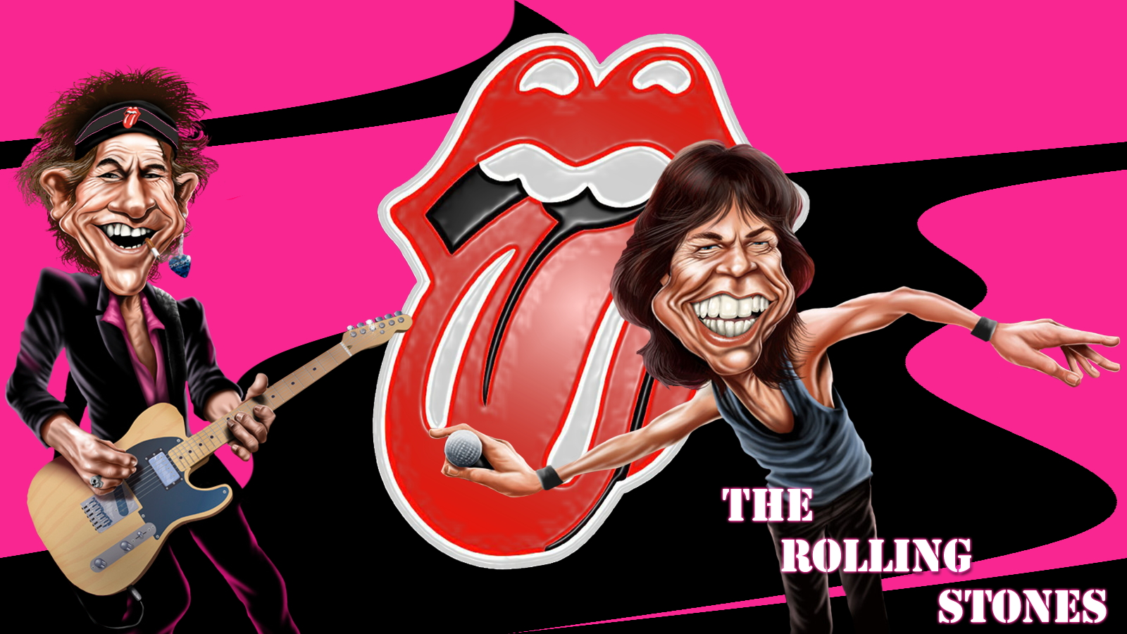 Rolling Stones Wallpaper wallpaper   ForWallpapercom 1600x900