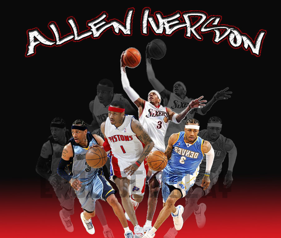 Free Download Allen Iverson Wallpaper 900x762 For Your
