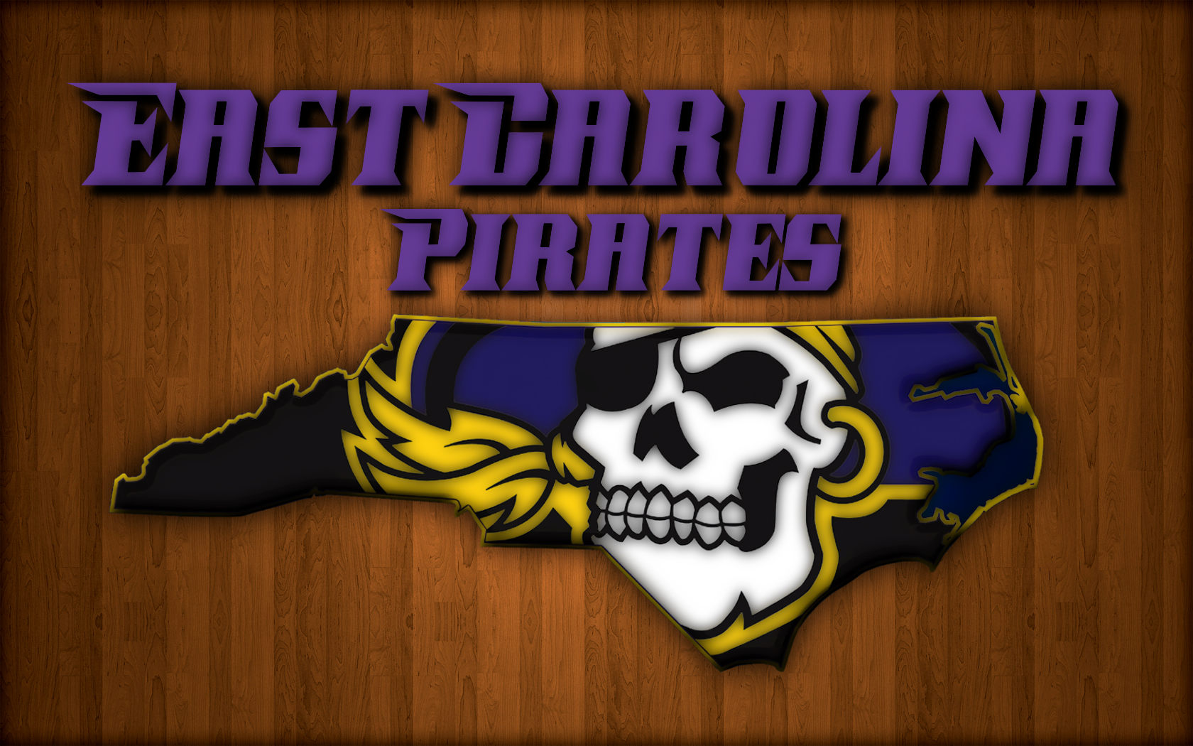 Pin Ecu Pirates Wallpaper 1680x1050