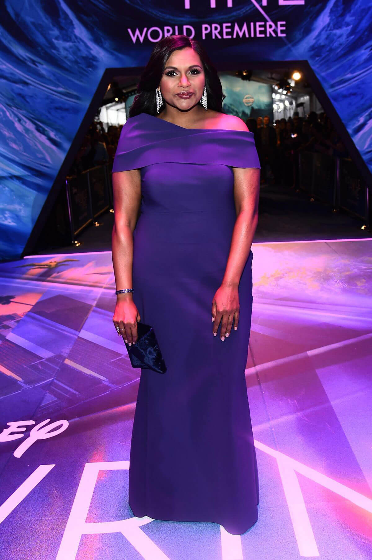 Mindy Kaling Stills at A Wrinkle in Time Premiere in Los 1200x1804
