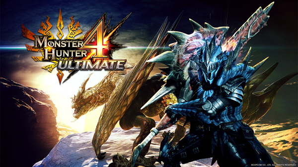 Monster Hunter 4 Ultimate Review 3DS The Hunt Returns in a 600x337