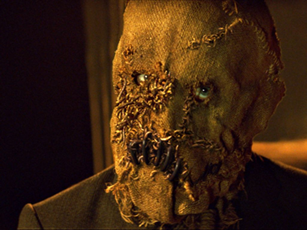 The Scarecrow In Batman Begins Wallpaper 1024215768   Batman 1024x768