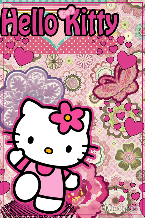 48 Hello Kitty Phone Wallpaper On Wallpapersafari
