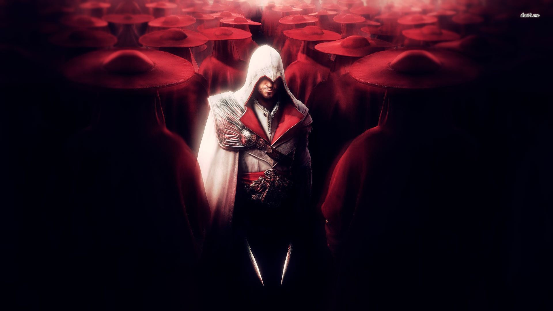 Free Download Assassins Creed Ezio Wallpaper Background Gv6r0