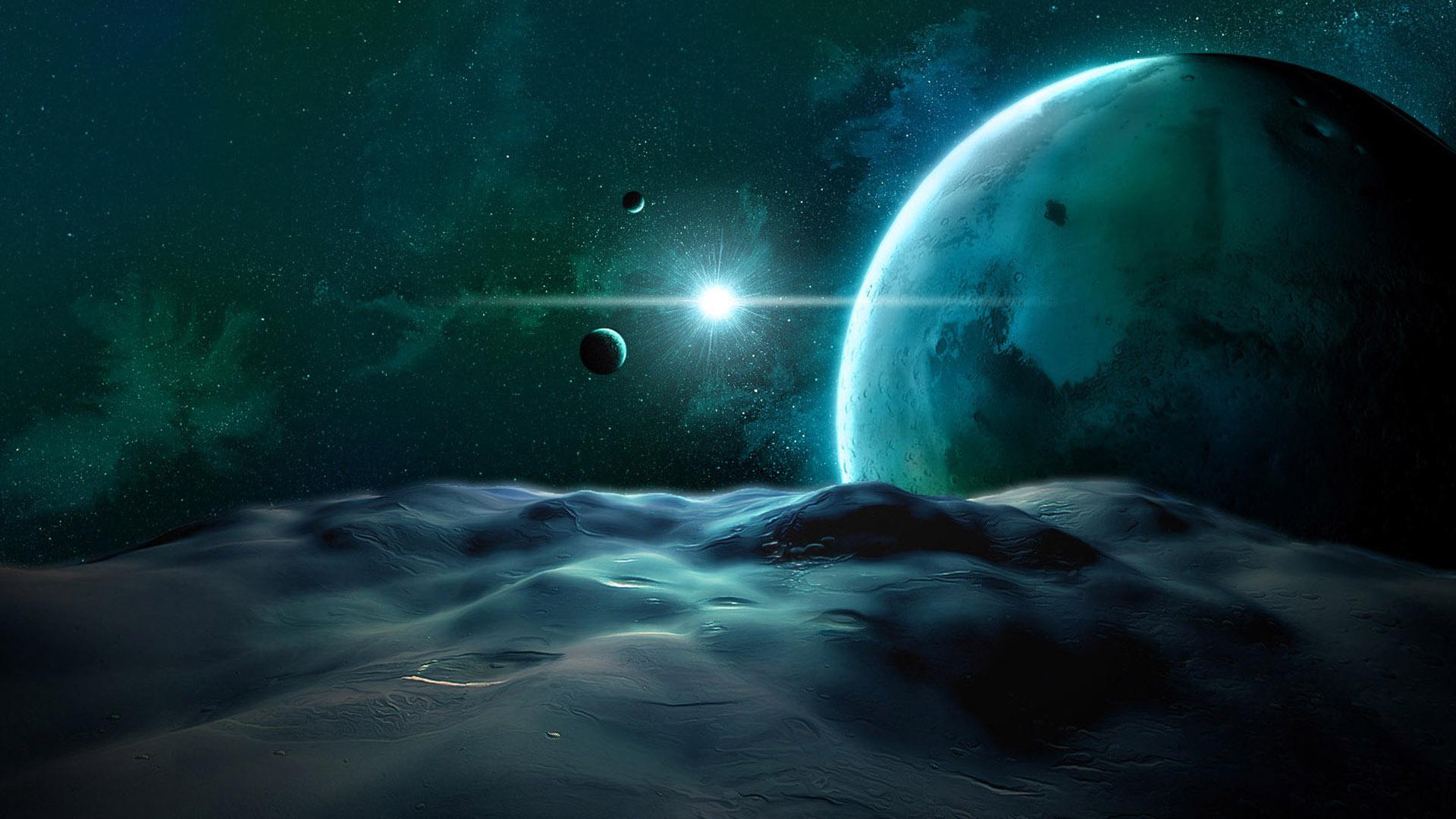 Fantasy Planet wallpaper 16325 1920x1080