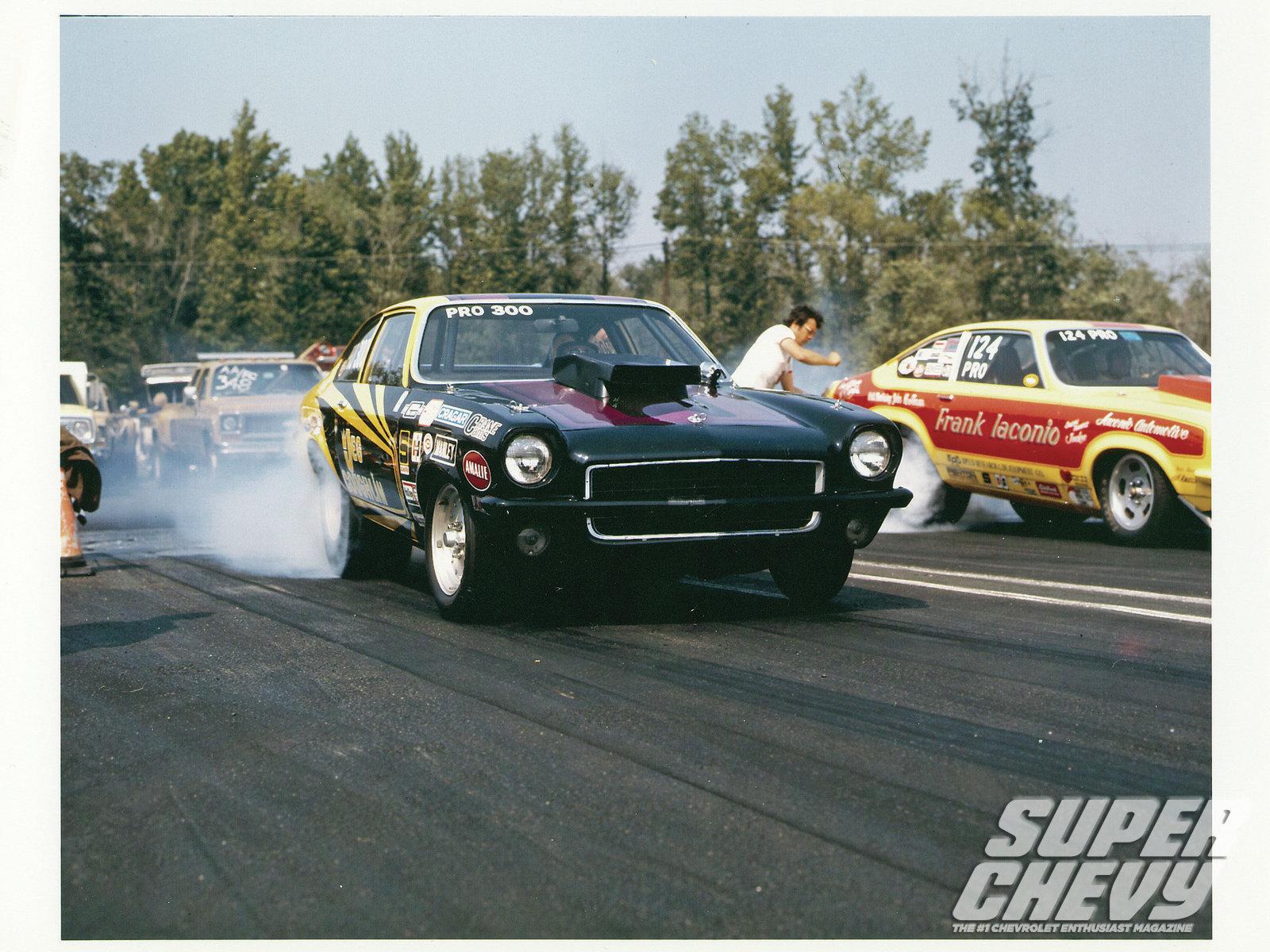 Chevy Drag Car Wallpaper - WallpaperSafari