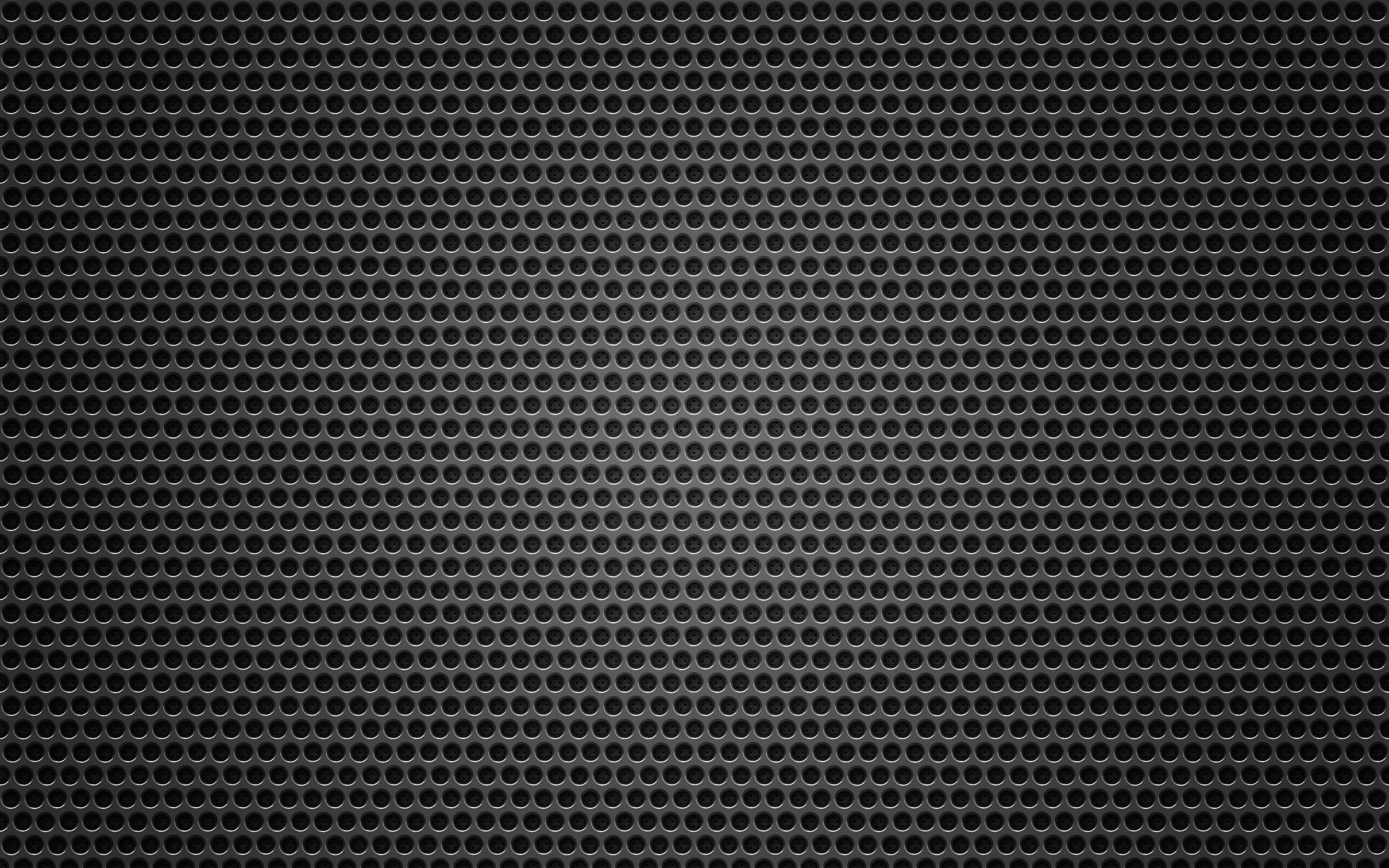 Black Metal Holes Background   Desktop Wallpaper 2560x1600