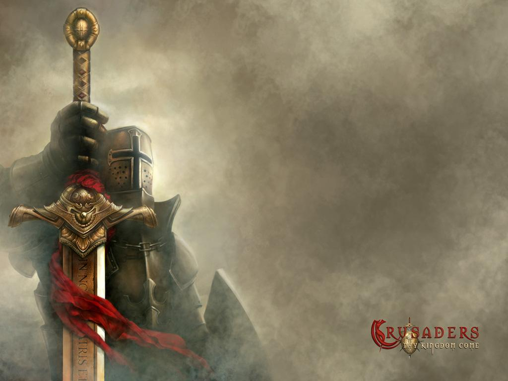 Crusader Wallpaper HD 1024x768