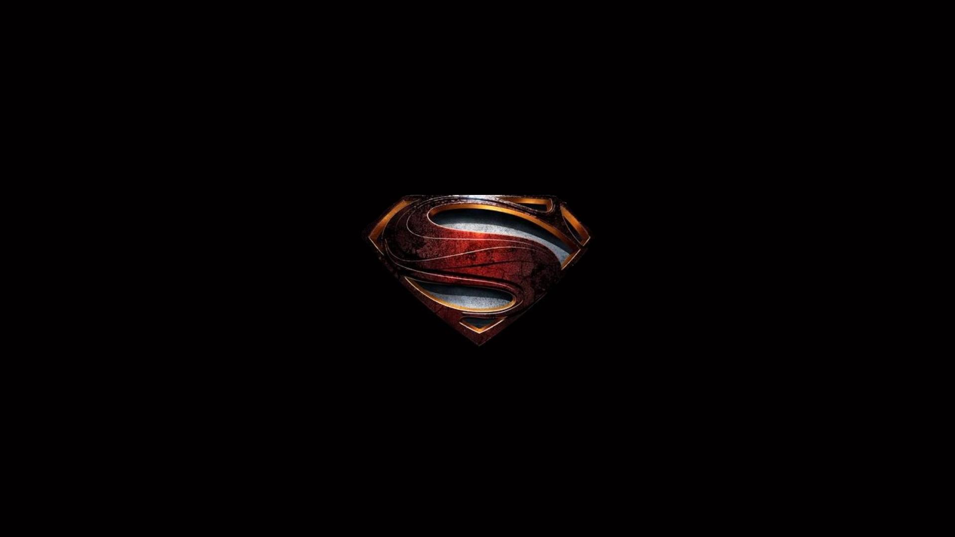 Superheroes Logos Wallpapers 1920x1080