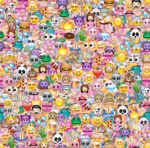 emoji wallpaper First Set on Favimcom emoji wallpaper emoji 500x493