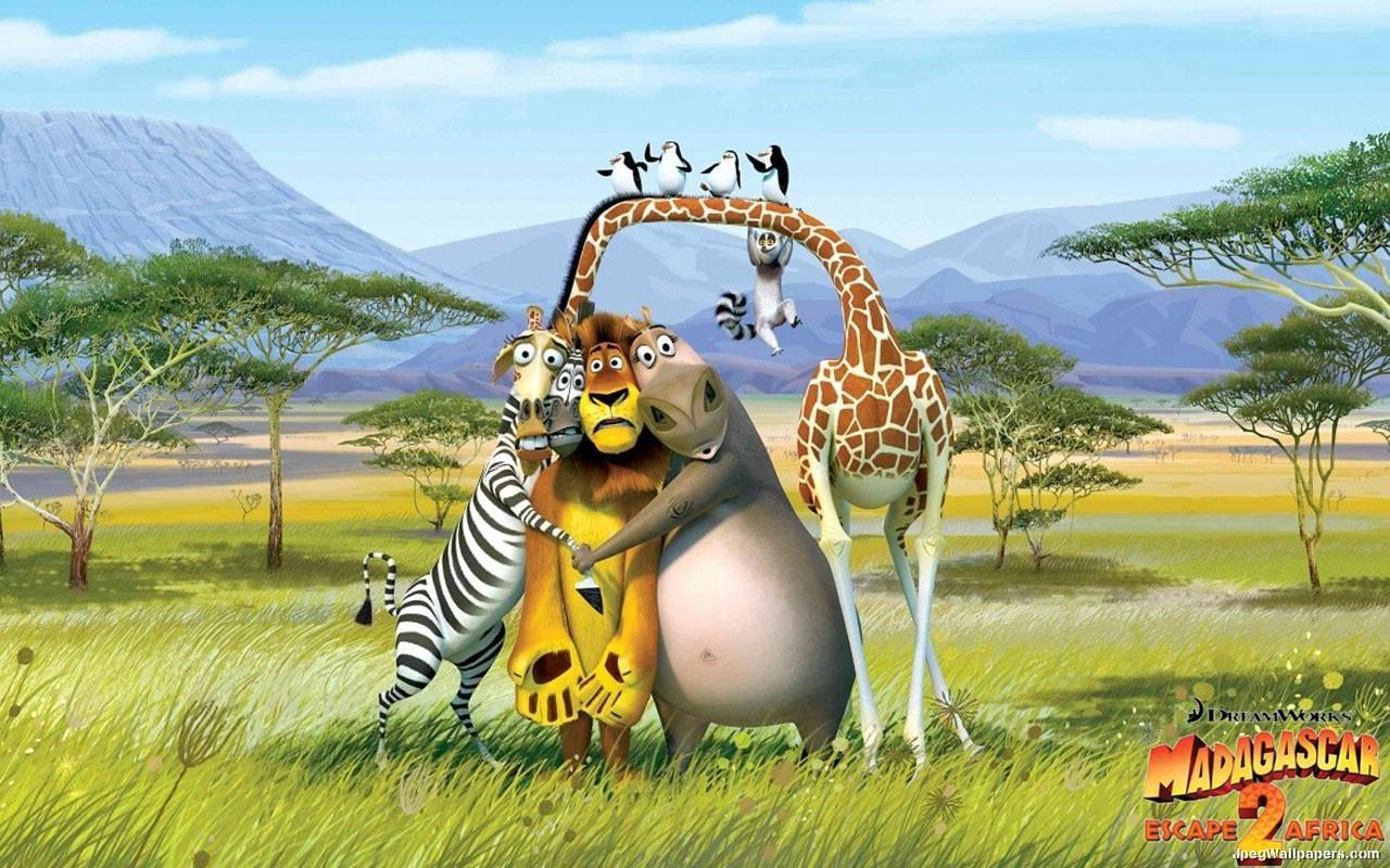 45 Madagascar 2 Wallpaper On Wallpapersafari