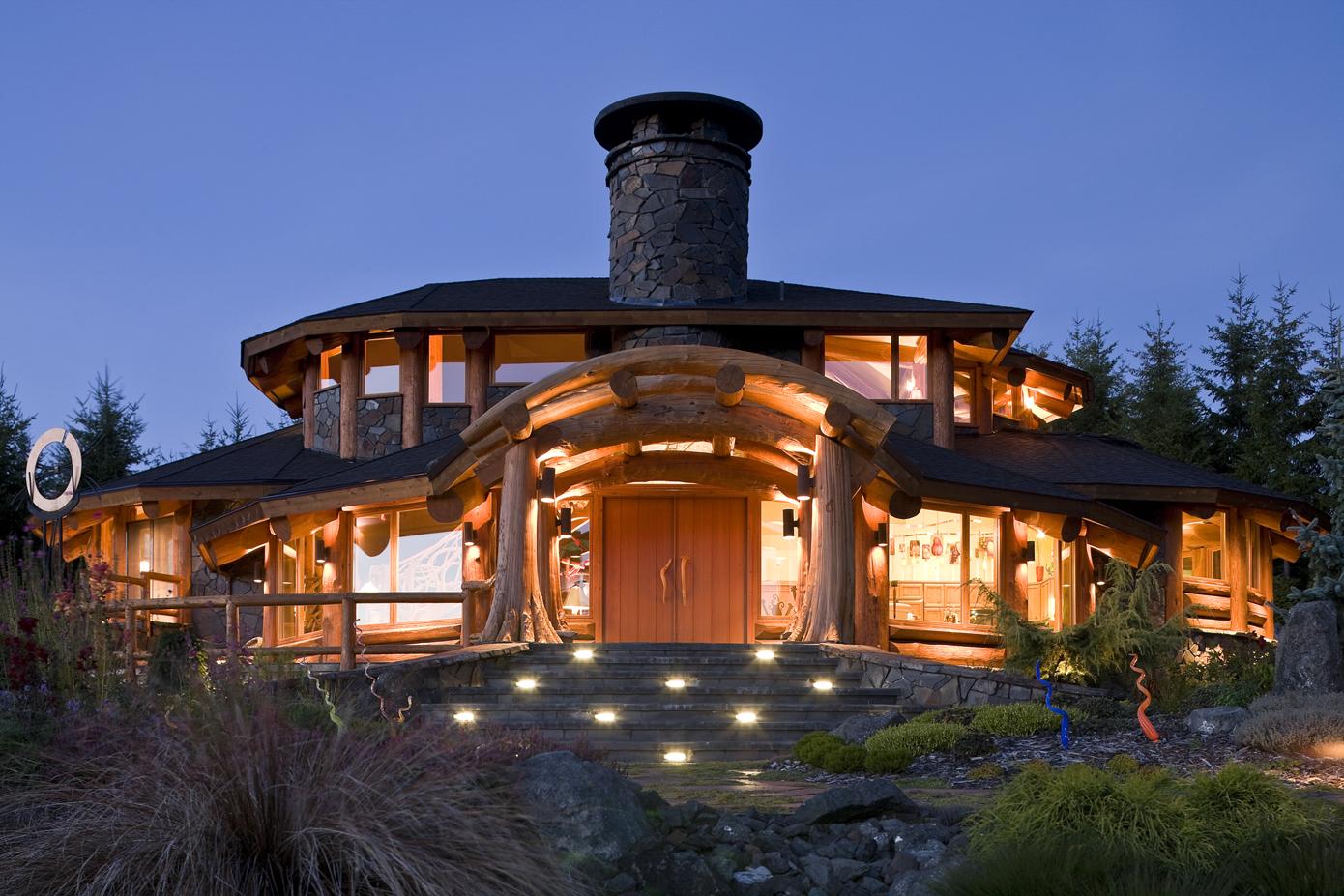 Log Home Designs 18357 Hd Wallpapers Background   HDesktopscom 1390x927