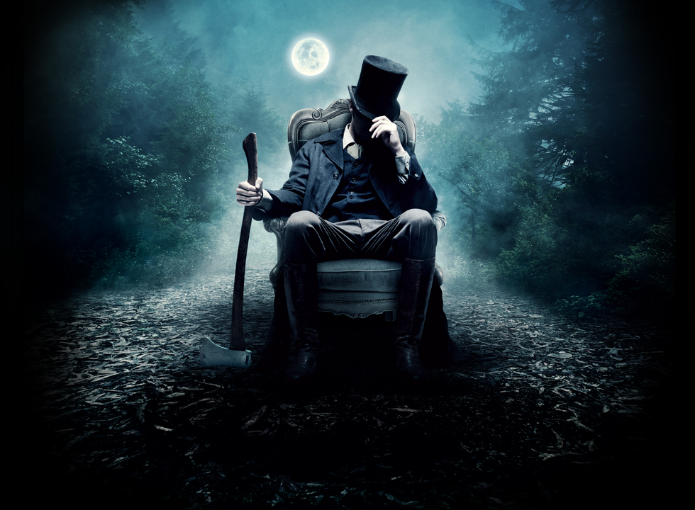 Abraham Lincoln Vampire Hunter Tagless Wallpaper 980x720