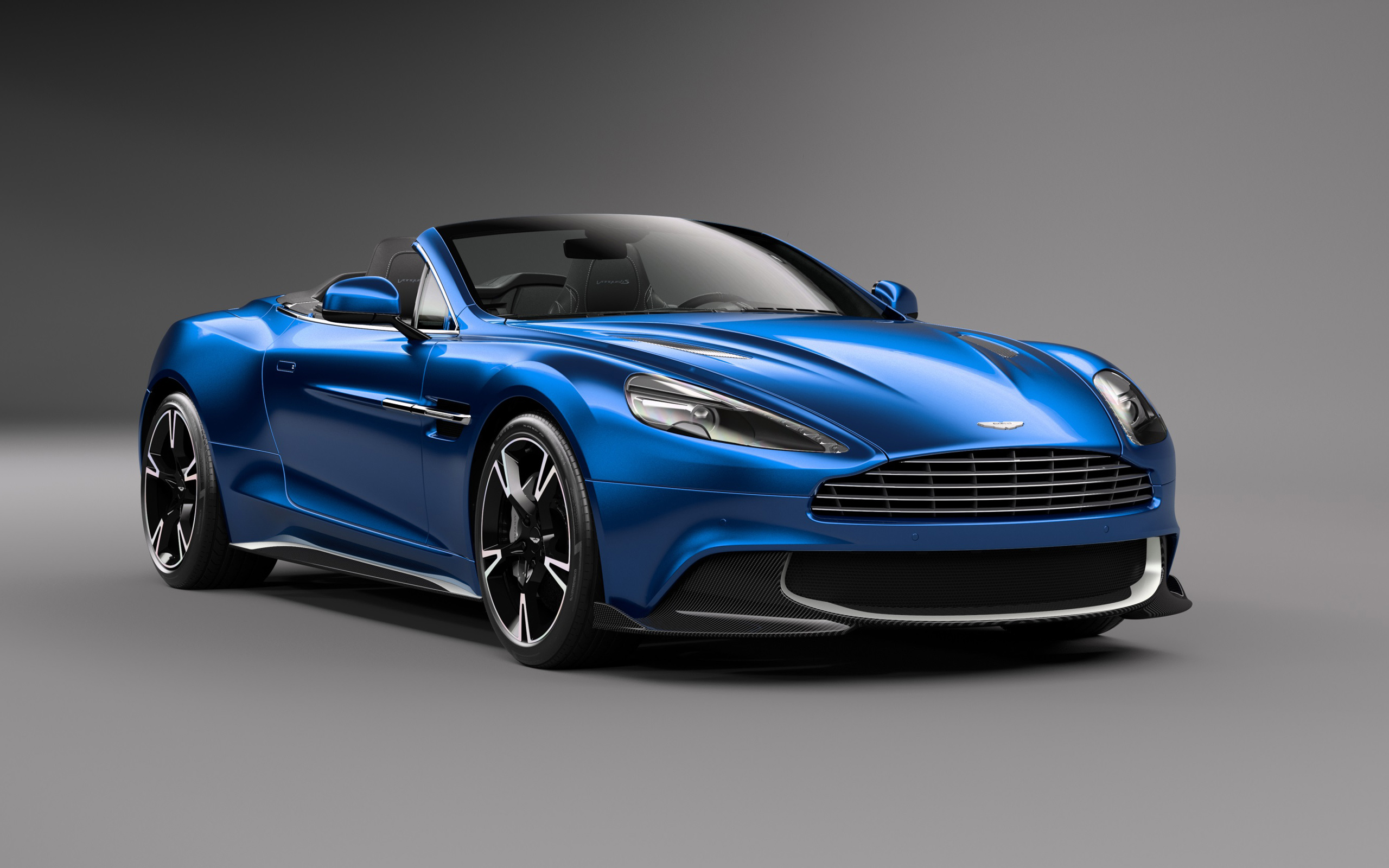 Aston Martin Vanquish S Volante Super GT 2018   HD Wallpapers 2560x1600