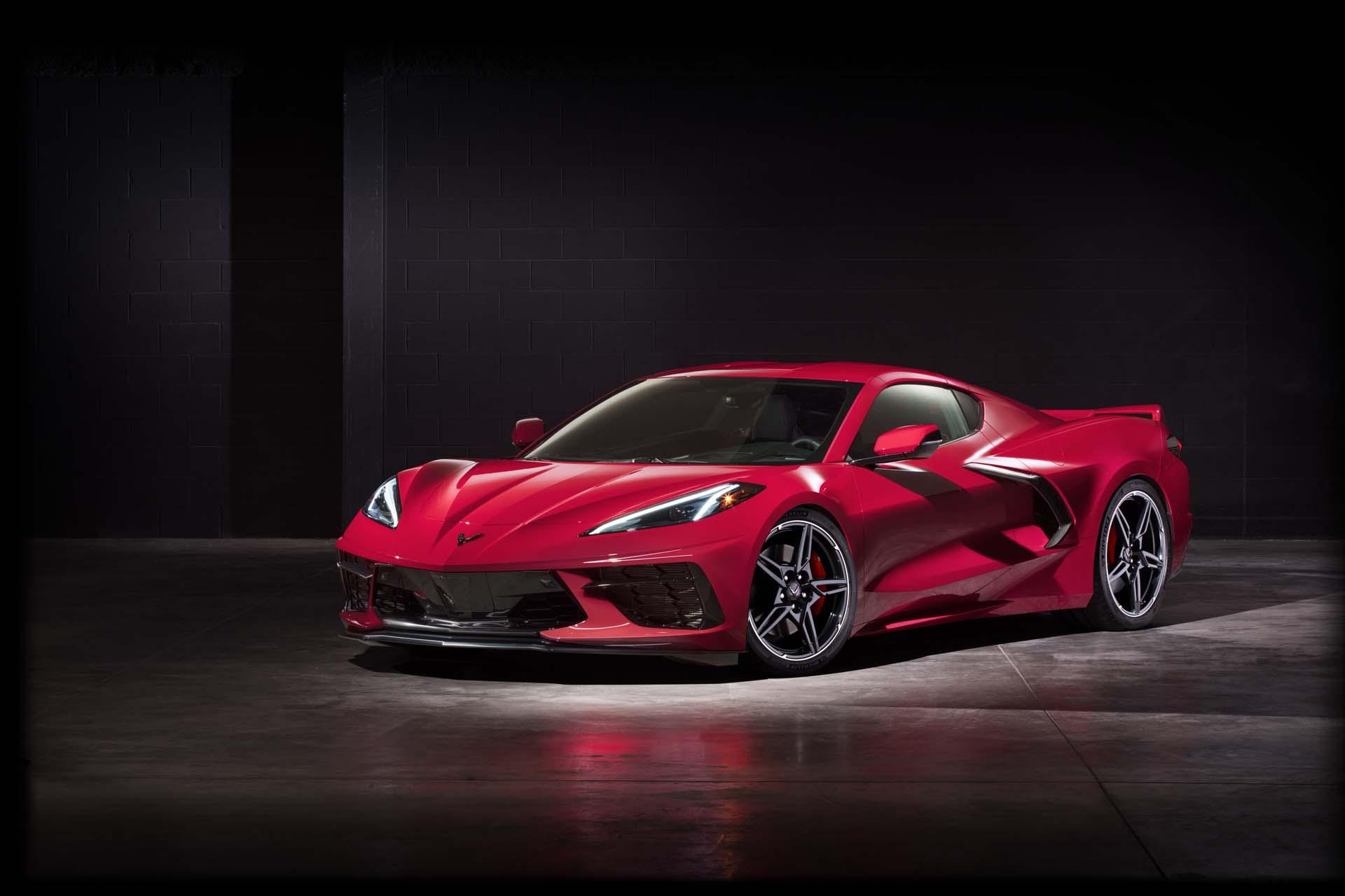 Chevrolet Corvette Stingray Z51 2020 Wallpapers 1920x1280