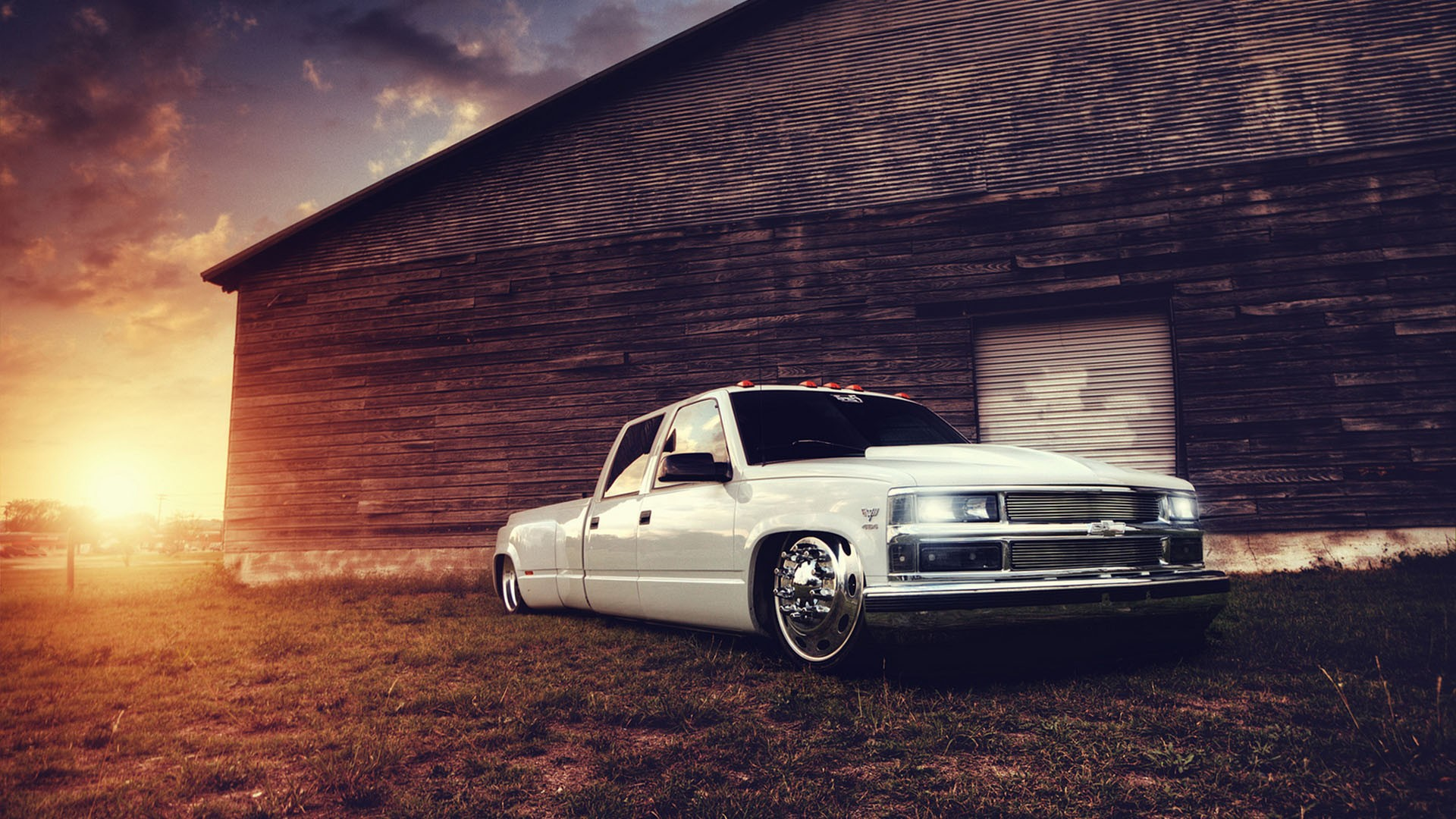 3 Chevy Truck HD Wallpapers Backgrounds 1920x1080
