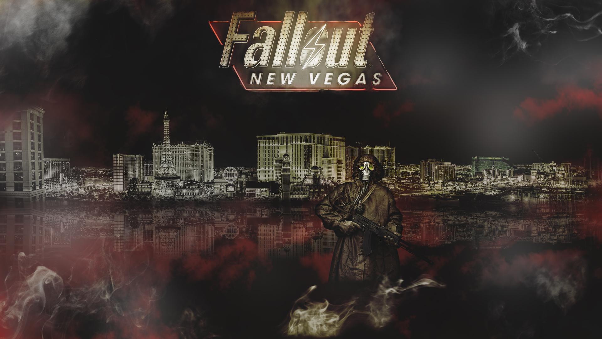 Free Download Fallout New Vegas Wallpaper 1920x1080 1920x1080
