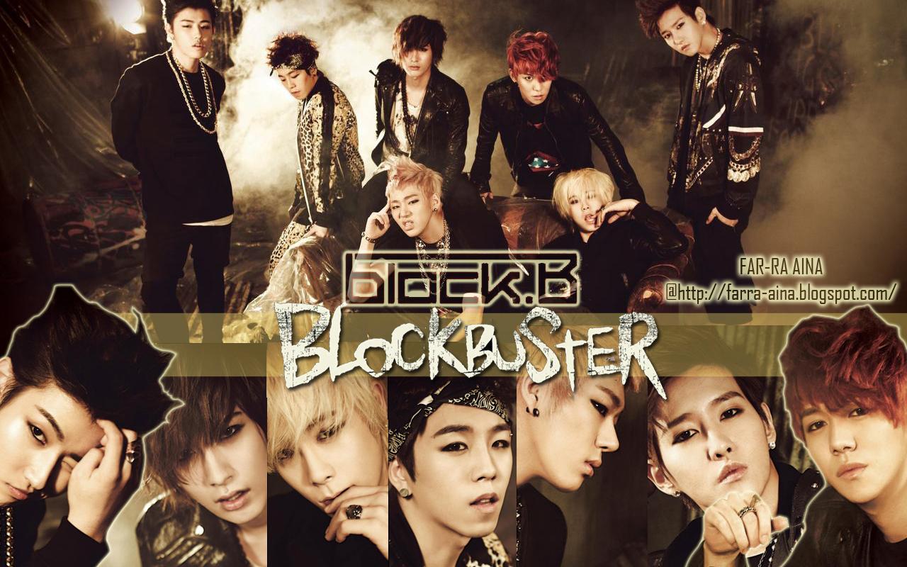Block B   Block b Wallpaper 33922726 1280x800