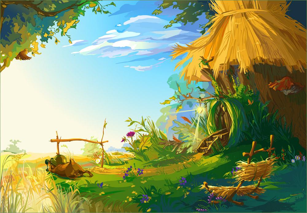 Cartoon HD Wallpapers 1080p - WallpaperSafari