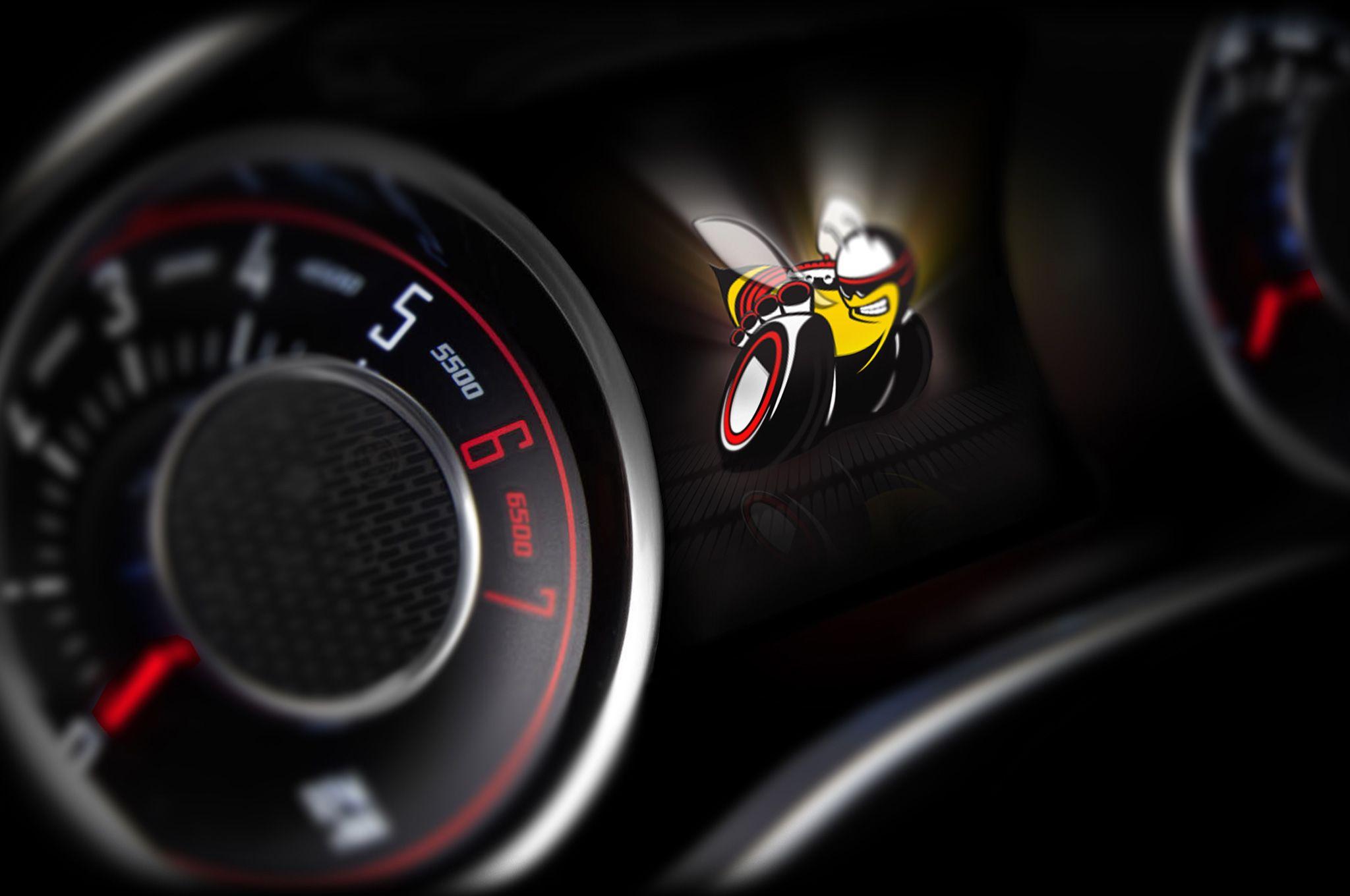 2014 Dodge Dart SRT4 Interior is hd wallpaper for desktop 2048x1360