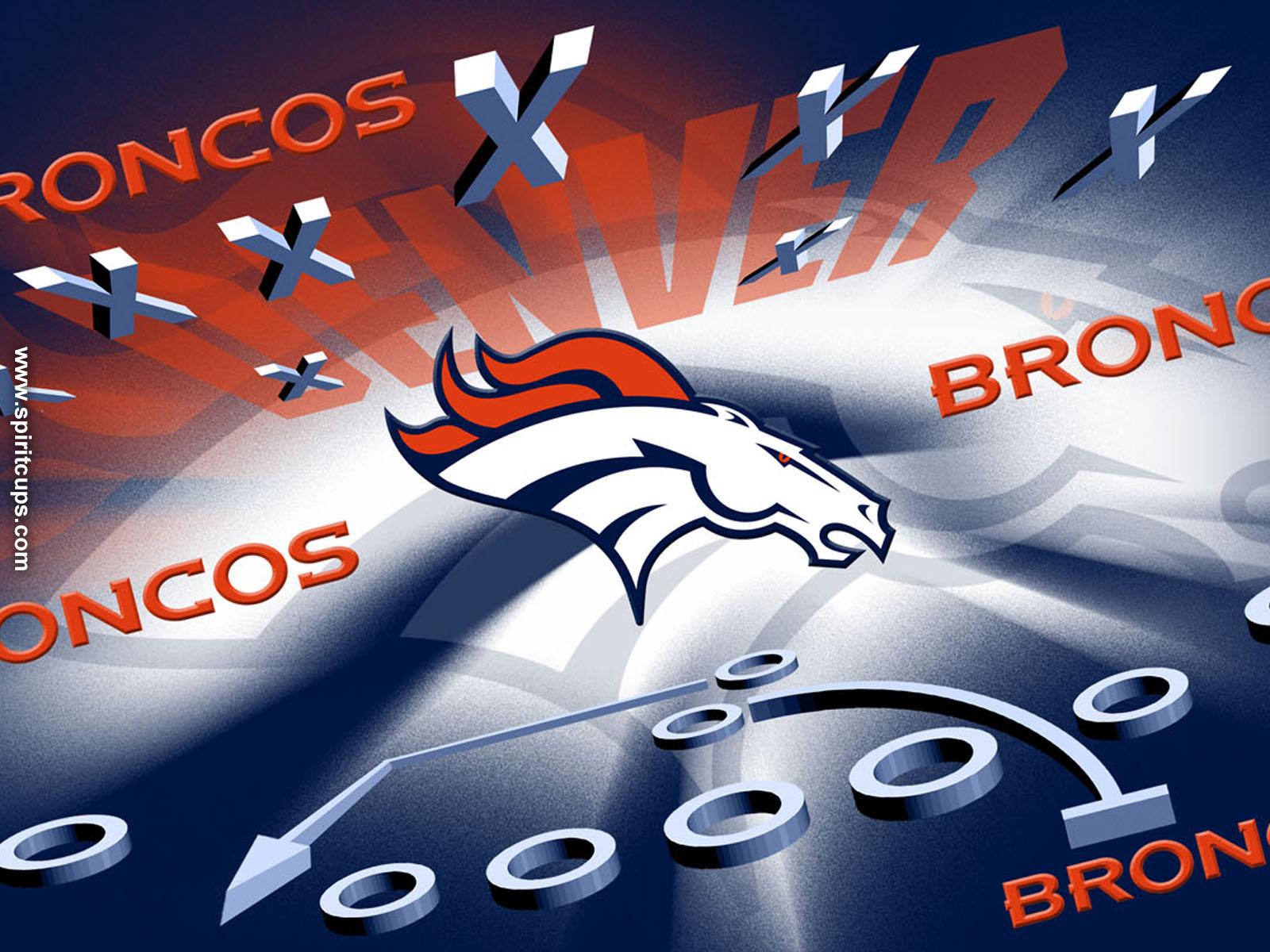 Background of the day Denver Broncos Denver Broncos wallpapers 1600x1200