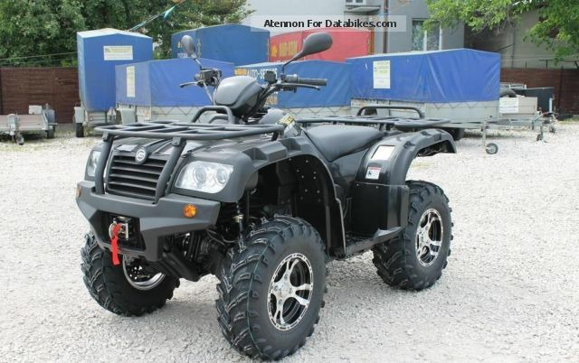 Quad Atv 500 4x4 Everest Lof Malufelgen Motorcycle Quad Photo 1 HD 640x402