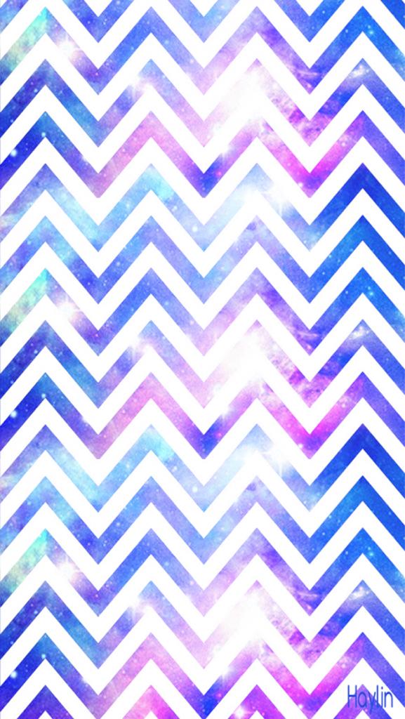 blue cocoppa cute galaxy glitter purple wallpaper chevon 577x1024