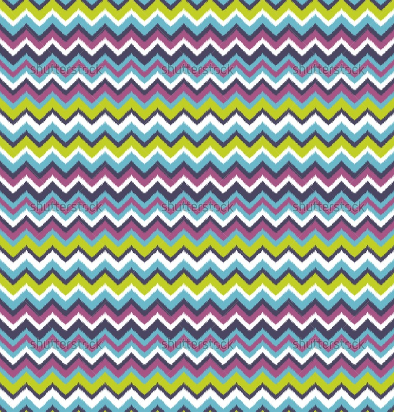 Abstract background Colorful zigzag print for textile wallpaper card 810x846