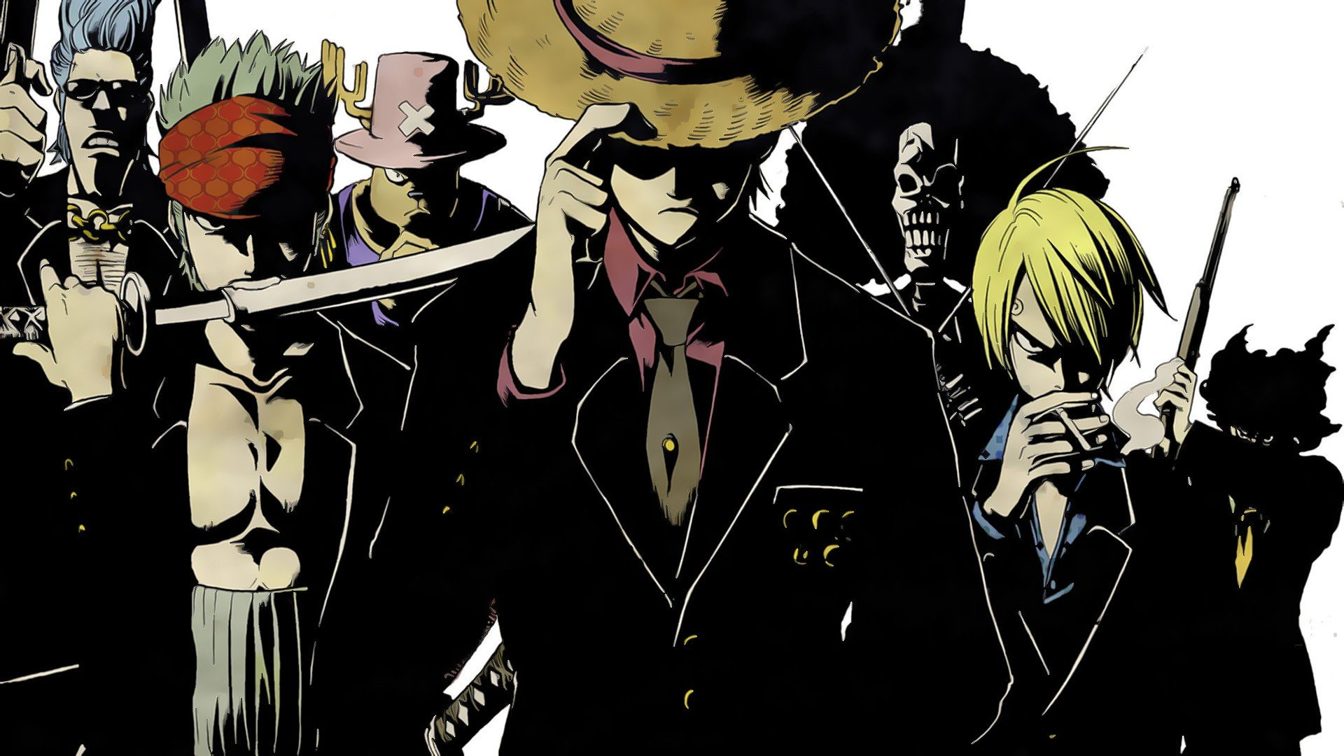 Pics Photos   One Piece Hd Wallpapers 1920x1080