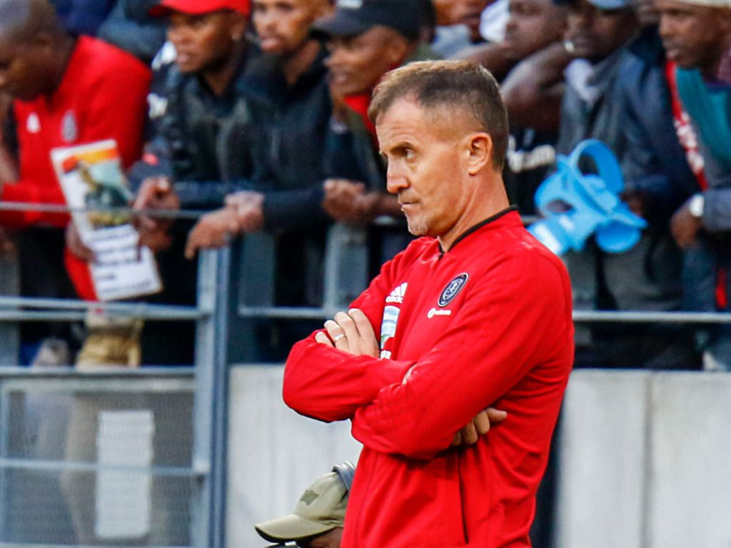 Sredojevic backs Bucs to get the results in CCL Vodacom Soccer 1024x768