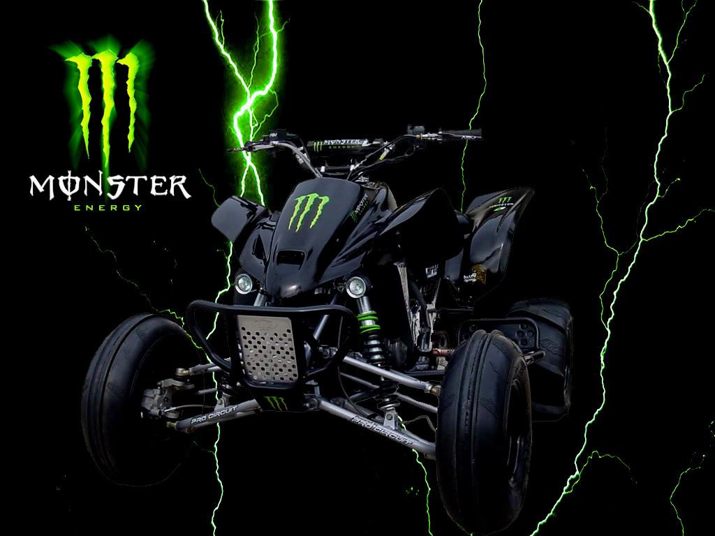 Monster Energy Logo Wallpaper 1024x768