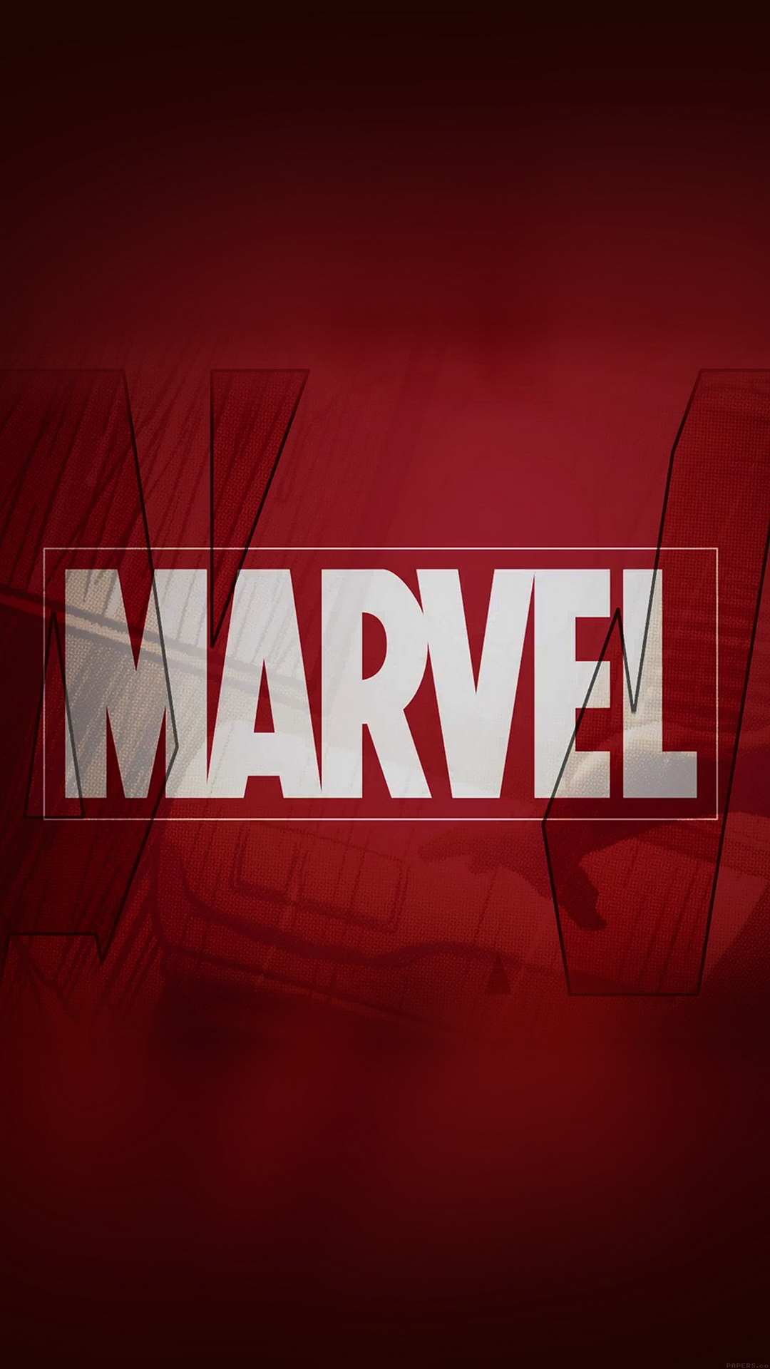 Marvel logo   Best htc one wallpapers and easy to download 1080x1920