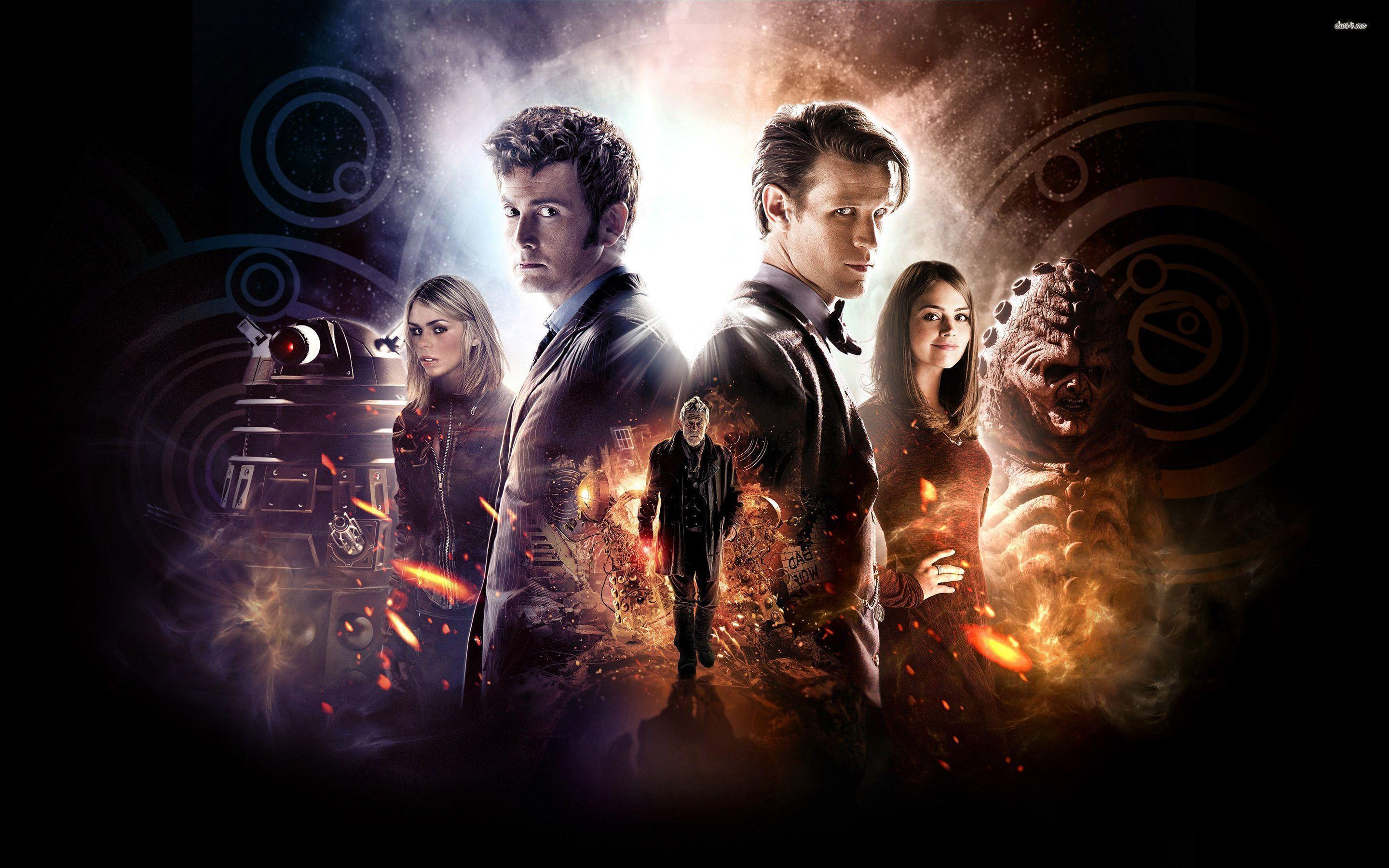 Doctor Who Wallpapers 2880x1800