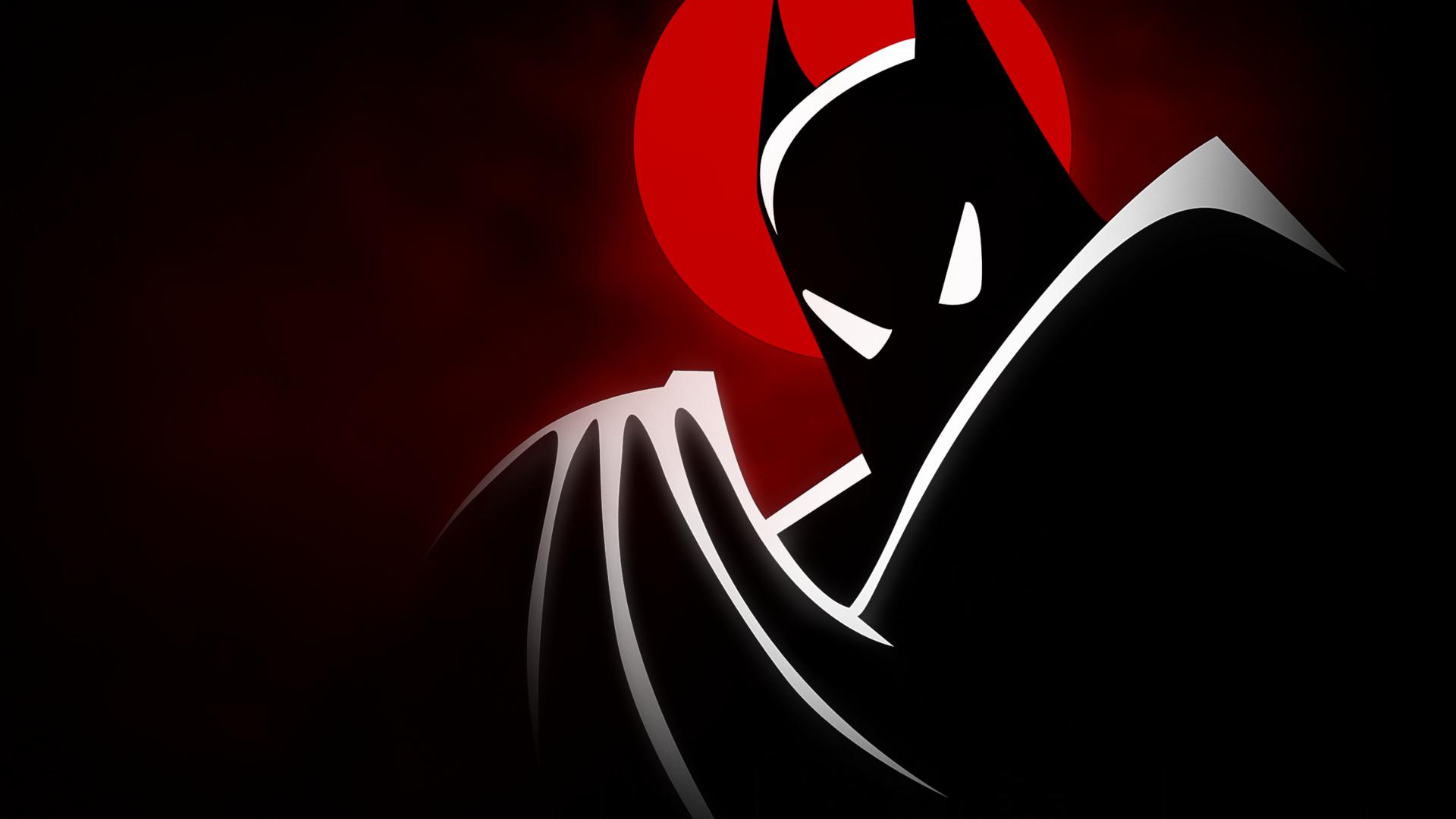 Batman The Animated Series Computer Wallpapers Desktop Backgrounds 1920x1080