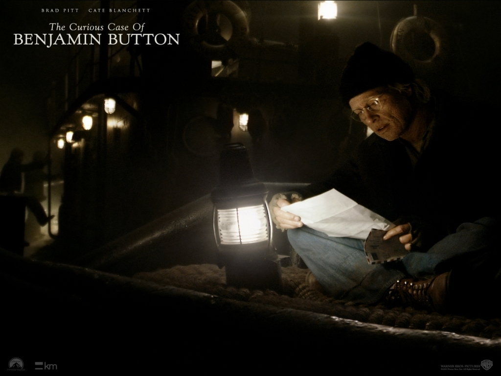 Benjamin Button wallpaper   The Curious Case of Benjamin Button 1024x768
