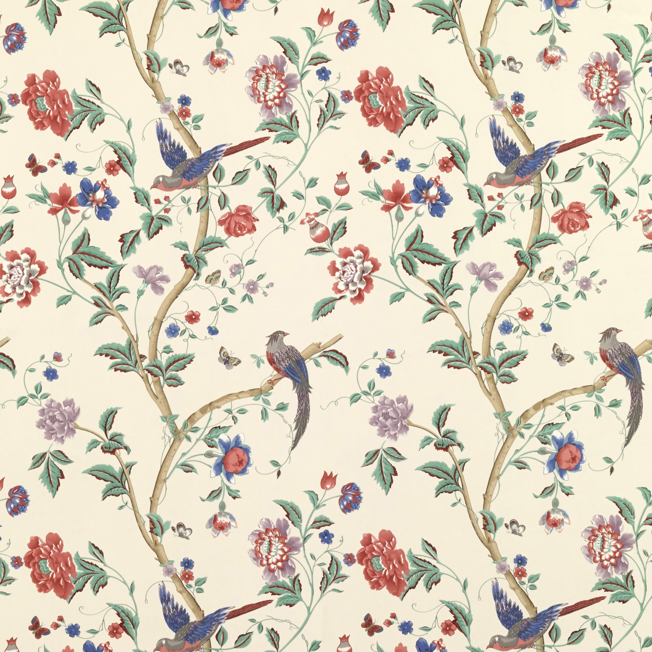 laura ashley summer palace wallpaper wallpapersafari. Black Bedroom Furniture Sets. Home Design Ideas