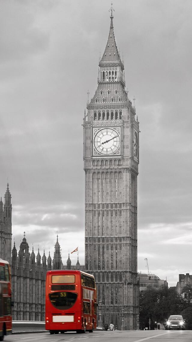 Big Ben UK Cityscape iPhone 5s Wallpaper Download iPhone Wallpapers 640x1136