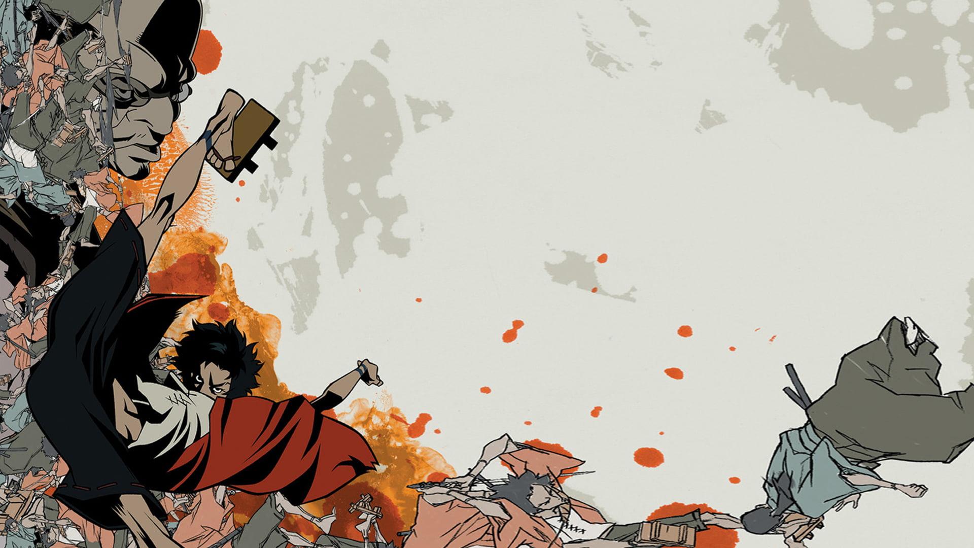 Samurai Champloo illustration Samurai Champloo anime 1920x1080