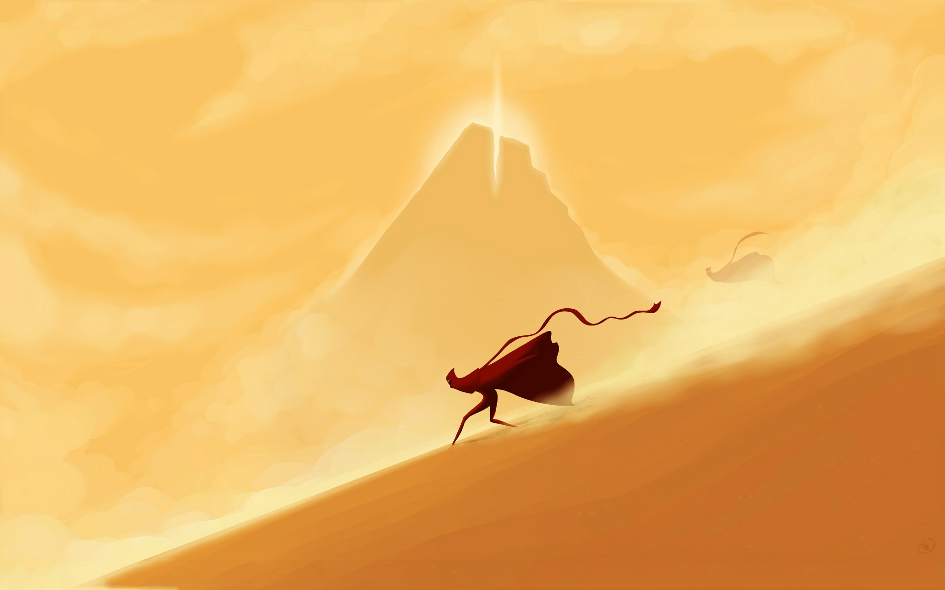 Journey Game wallpaper 1920x1200 5111 1920x1200