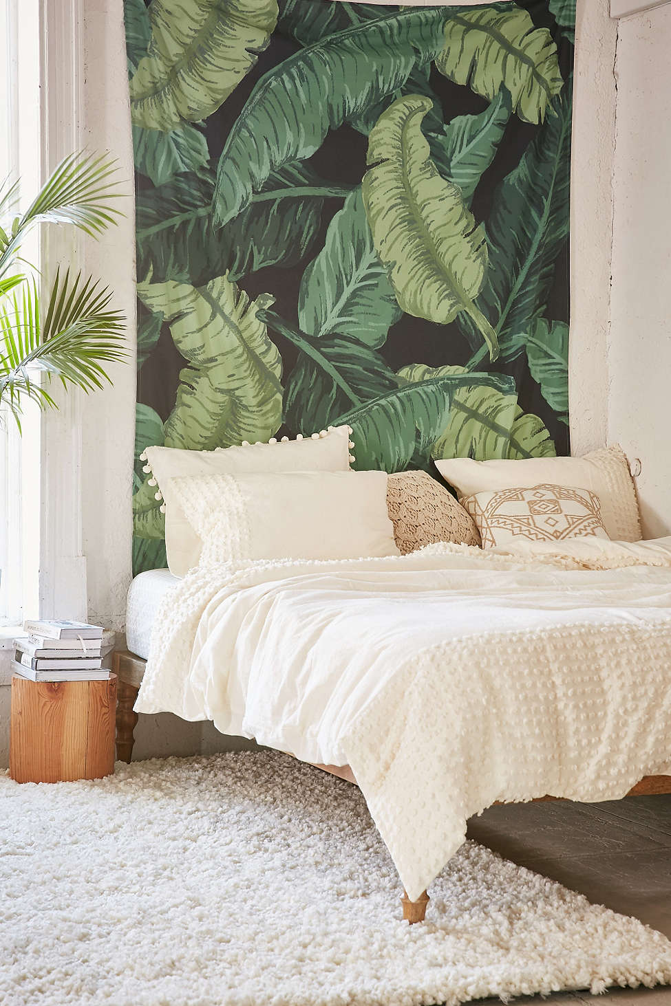 Banana leaf tapestry from Urban Outfitters 975x1463