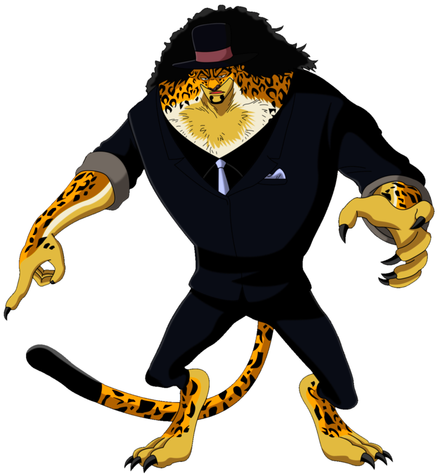 Rob Lucci by alexiscabo1 859x929