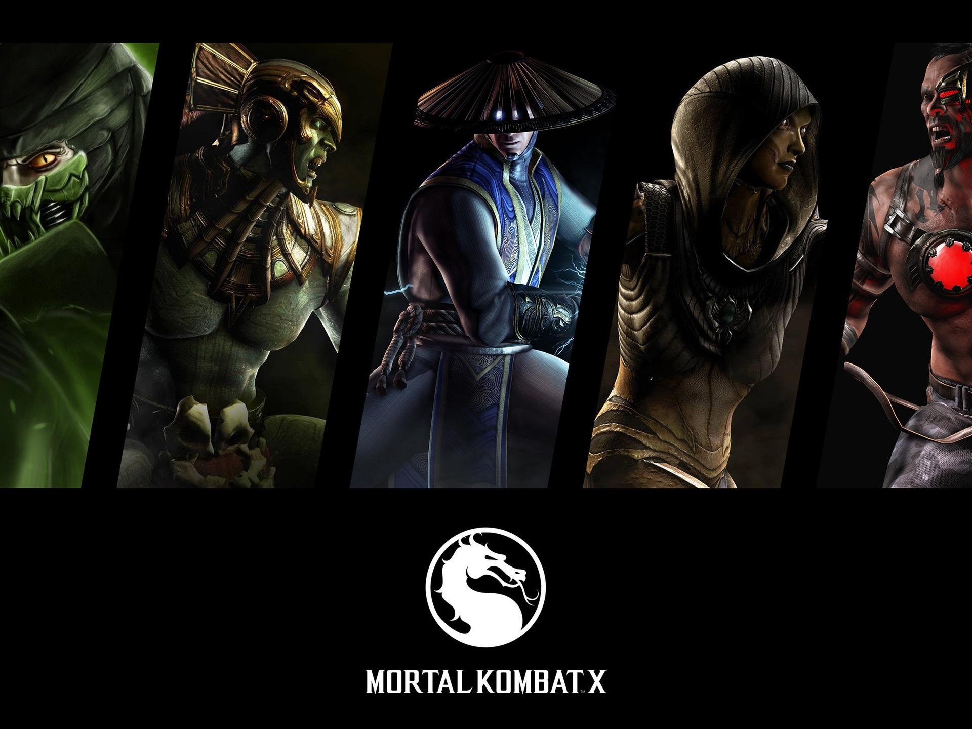 1920x1440 Mortal Kombat X desktop PC and Mac wallpaper 1920x1440