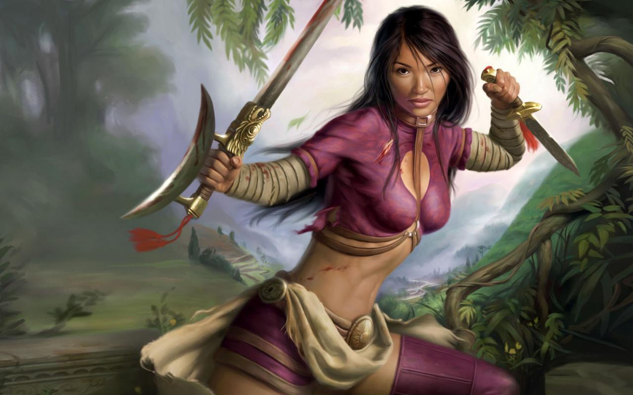 female fantasy wallpapers female fantasy wallpapers digital fantasy 1280x800