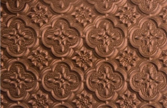 Tin   Backsplash Roll   PVC   1 14 Pattern   Copper   Wallpaper 640x412